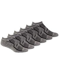 Saucony - Multi-pack Performance Comfort Fit No-show Socks - Lyst