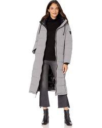 Vince Camuto Full-length Heavyweight Warm Winter Coat - Gray