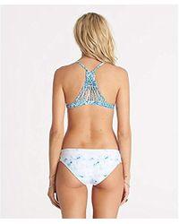 Billabong - Santorini Reversible Lowrider Bikini Bottom - Lyst