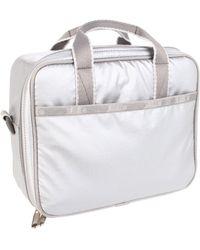 LeSportsac Lunch Box - White