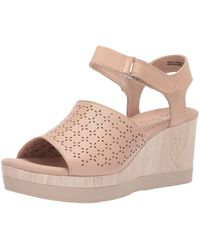 Clarks Cammy Glory Wedge Sandal - Multicolore