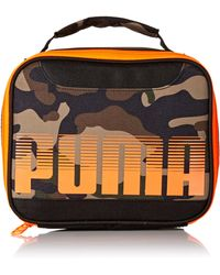 PUMA Youth Contender Lunch Kit - Black