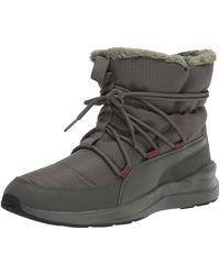 PUMA Adela Winter Boot Trainer - Multicolour