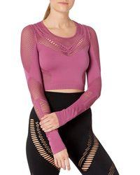 Alo Yoga Siren Long Sleeve - Multicolor
