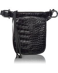 Vince Camuto Tal Belt Bag - Black