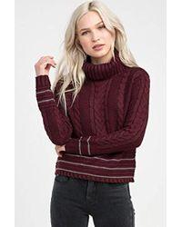RVCA - Mix Up Sweater - Lyst