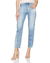 AG Jeans - Phoebe Vintage High Rise Jean - Lyst
