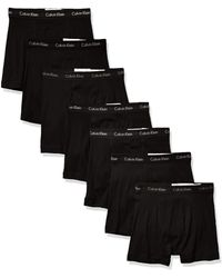 Calvin Klein - Cotton Classics Megapack Boxer Briefs - Lyst