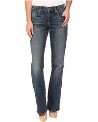 Lucky Brand S Bridgette Skinny Jeans In El Mirage - Blue