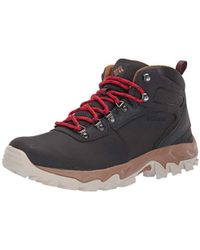 Columbia Newton Ridge Plus Ii Waterproof Hiking Boot - Multicolor