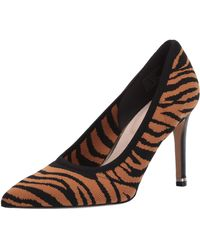 Kenneth Cole - Riley 85 Knit Pointed Toe Pump - Lyst