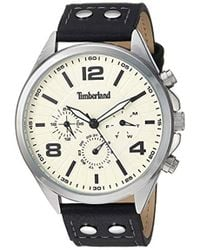 Timberland Ferrisburg Multifunction Watch - Metallic