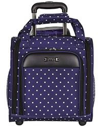 Kenneth Cole Reaction - Dot Matrix Wheeled Underseater/carry-on - Lyst