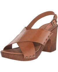 Kenneth Cole Reaction Log Cabin - Brown