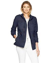 Levi's - Parachute Cotton Military Jacket - Lyst
