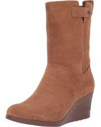 UGG Potrero Fashion Boot - Brown