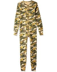 Carhartt Force Classic Thermal Base Layer Union Suit - Multicolor