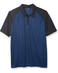 Oakley Traditional Golf Polo - Blue
