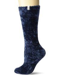 UGG Leda Cozy Sock - Blue