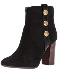 1c7cf9813ba9 Tommy Hilfiger - Domain Ankle Boot - Lyst