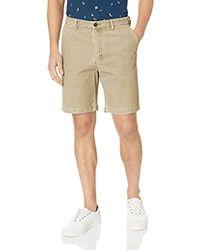 f270a185ee Secret Cord Corduroy Walk Shorts - Natural