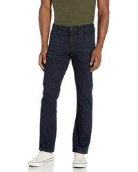 DL1961 Avery-modern Straight Leg Fit Jean - Blue