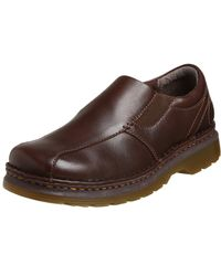 Dr. Martens Mens Tevin Loafers Shoes - Brown