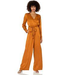 Ali & Jay Stay Golden Jumpsuit - Orange
