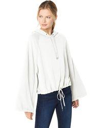 Splendid - Active Hoodie Pullover - Lyst