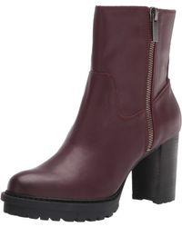 Lucky Brand Bajax Fashion Boot - Purple