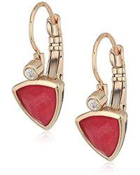 Vera Bradley - S Holiday Confetti Drop Earrings - Lyst