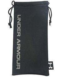 Under Armour Eyeking Dba Sun Adult Unisex Ua Microfiber Bag - Black