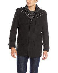 Marc New York - Libert Wool Four-pocket Jacket - Lyst