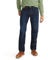 Levi's 505 Regular-fit Jeans - Blue