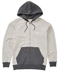 Billabong Balance Pullover Hoodie - Gray