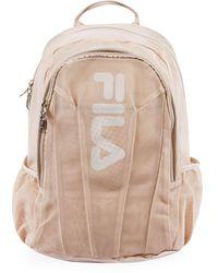 Fila Wilcox Mesh Backpack - Pink