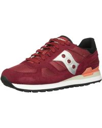 Saucony Shadow Original Sneaker - Red