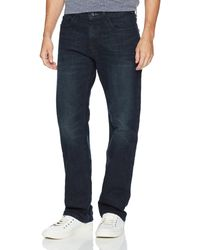 Nautica 5 Pocket Relaxed Fit Stretch Jean - Blue