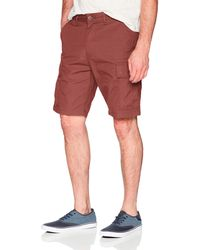 Levi's Carrier Cargo Short - Red
