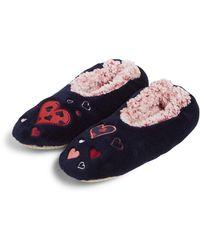 Vera Bradley Womens Cozy Life No Slippers - Multicolor