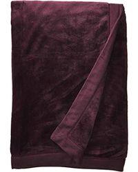 UGG Duffield Throw - Purple