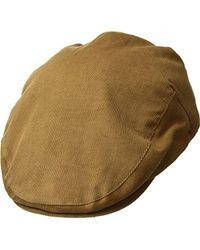 Brixton - Hooligan Driver Snap Hat - Lyst e8e846ba9905