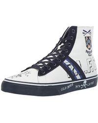 Polo Ralph Lauren - Solomon Ii Sneaker - Lyst
