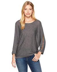 Splendid - Whitlock Drop Needle Pullover - Lyst