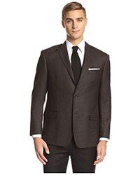Franklin Tailored - Small Check Triton Sportcoat - Lyst
