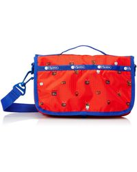 LeSportsac Classic Avery Bag - Red