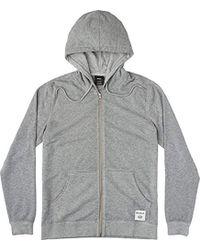 RVCA - Label Sun Wash Sweatshirt - Lyst