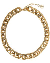 """Vince Camuto 18"""" Link Necklace - Metallic"""