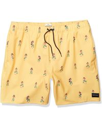 Rip Curl Vacation Volley Boardshorts - Yellow