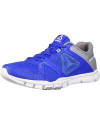 reebok men's yourflex train 10 shoes